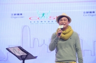 Smoke-free Ambassador Albert AU encouraged quitters to enjoy music in order to get rid of the craving for smoking.